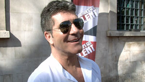 We chat to Simon Cowell, Alesha Dixon, David Walliams and Amanda Holden about the new series of Britain's Got Talent.
