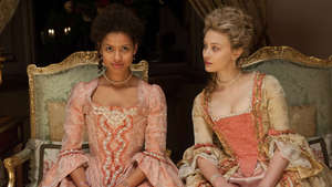 An illegitimate mixed race daughter of a Royal Navy Admiral is raised by her aristocratic great-uncle.