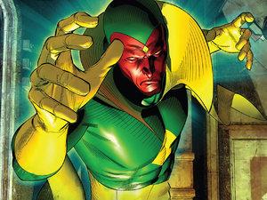 Avenger's The Vision