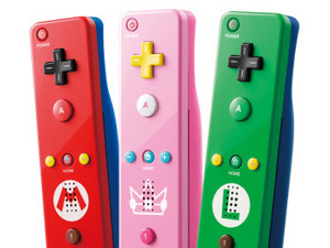 Peach Pink Wii Remote Plus