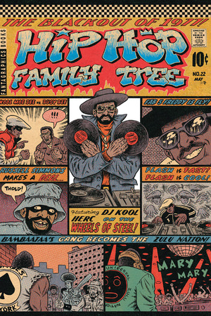 Hip Hop Family Tree box set