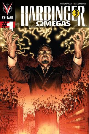 Harbinger: Omegas #1