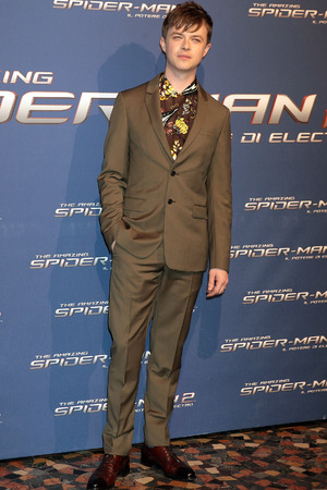 ROME, ITALY - APRIL 14: Actor Dane DeHaan attends 'The Amazing Spider-Man 2: Rise Of Electro' Rome Premiere at The Space Moderno Cinema on April 14, 2014 in Rome, Italy. (Photo by Elisabetta Villa/Getty Images)