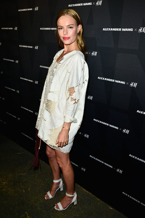 INDIO, CA - APRIL 12: Kate Bosworth arrives at the Alexander Wang X H&M Coachella Party held at the Indio