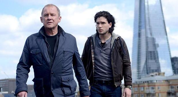 Peter Firth, Kit Harington in Spooks: The Greater Good