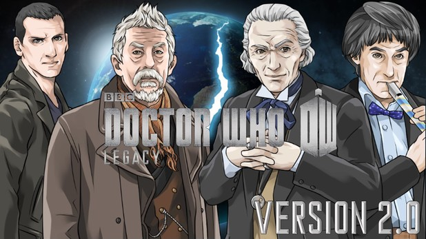 Doctor Who Legacy's April update adds Series 5, new Doctors and modes