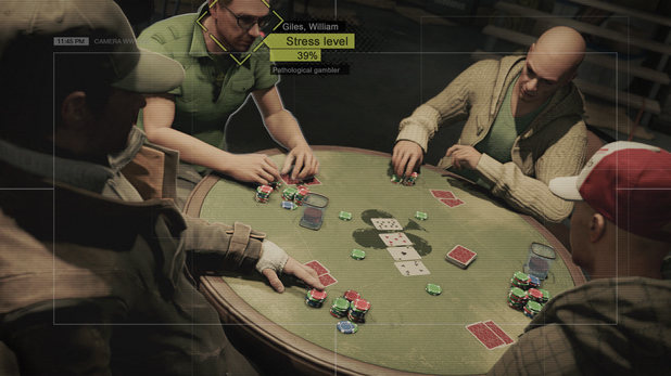 Poker in Watch Dogs
