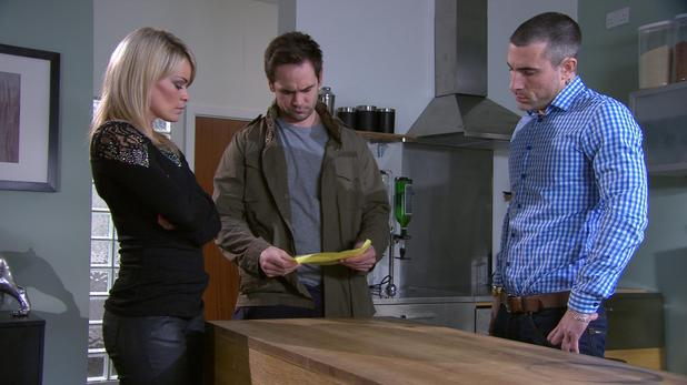 Grace, Joe and Trevor plot against Fraser