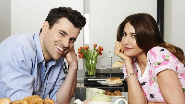 Weekend Kitchen with Waitrose hosted by Lisa Snowdon and Steve Jones