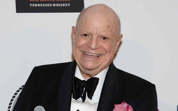 Don Rickles at the Friars Foundation Annual Applause Award Gala