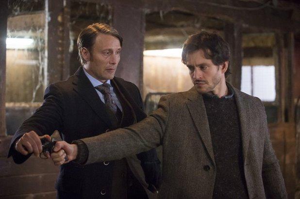 Hannibal season 2 episode 8 'Su-zakana' images
