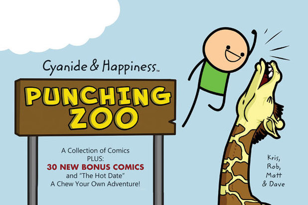 Cyanide & Happiness: Punching Zoo