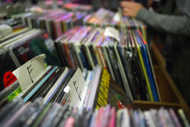 Record store room generic