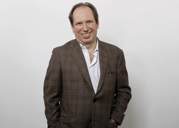 Hans Zimmer poses for a portrait after the Academy Award Nominees Luncheon in Beverly Hills, 2010