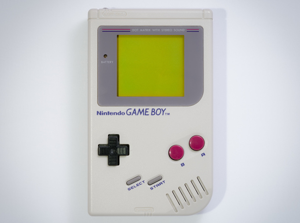 Nintendo Game Boy hand-held games console