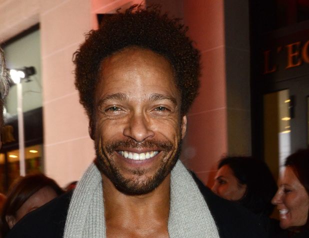 PARIS, FRANCE - NOVEMBER 14: Gary Dourdan attends the 'Winter Time 2013' : Cocktail at L'Eclaireur Cafe on November 14, 2013 in Paris, France. (Photo by Foc Kan/WireImage)