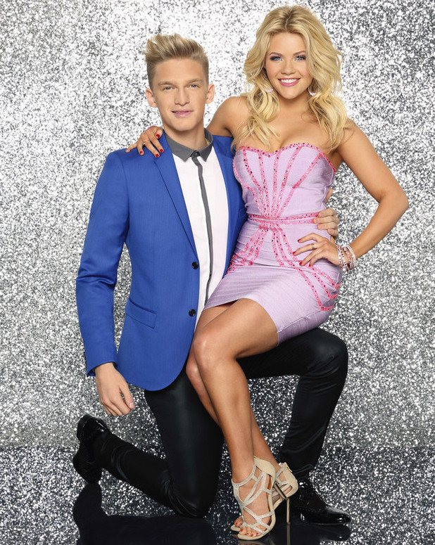 Dancing With the Stars: Cody Simpson and partner Witney Carson