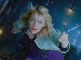 Emma Stone as Gwen Stacy in 'The Amazing Spider-Man 2'