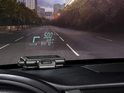 Attempt at an aftermarket heads-up display from Garmin doesn't quite get it right.