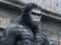 Andy Serkis is back as the evolved ape Caesar in director Matt Reeves's sequel.