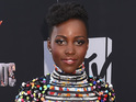 Lupita Nyong'o, Sam Claflin and more arrive for MTV Movie Awards.