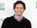 Bill Hader also reveals how he was asked to host upcoming SNL show.