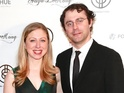 Chelsea Clinton and Marc Mezvinsky arrive at the Dance Theatre Of Harlem 44th Anniversary Celebration