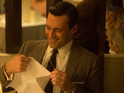 "Jon Hamm says he wants Don Draper's long ""downward spiral"" to end."