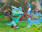 Skylanders: Trap Team adds a new 'talking' Portal and playable villains.