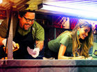 Jon Favreau plays a chef who must re-evaluate his career after a bad review.