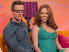 Natasha Hamilton and Ritchie Neville on romance: Baby news was a shock