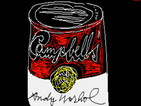 Previously unseen Warhol art from the 1980s is discovered on Amiga floppies.