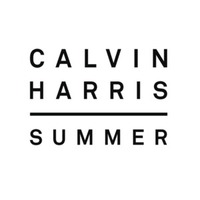 Calvin Harris 'Summer' single artwork.