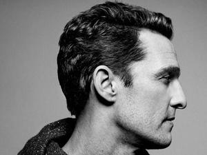 Matthew McConaughey in TIME magazine