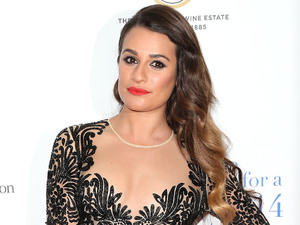 "Lea Michele  at Jonsson Cancer Center Foundation's 19th Annual ""Taste For A Cure"""