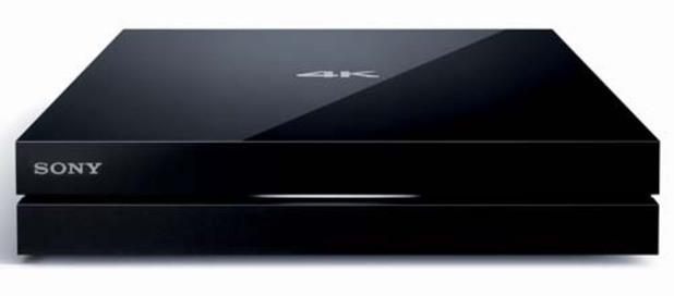 Sony 4K media streamer