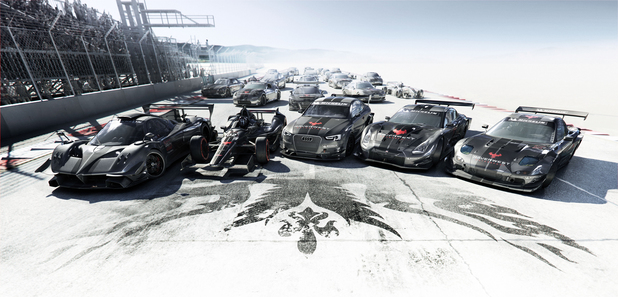 GRID Autosport makes its Xbox 360, PS3 and PC debut this June
