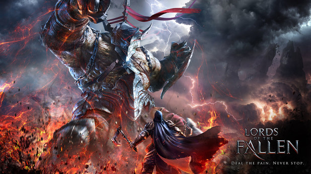 Lords of the Fallen artwork