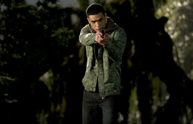 Lucien Laviscount as Ennis Roth in Supernatural S09E20: 'Bloodlines'