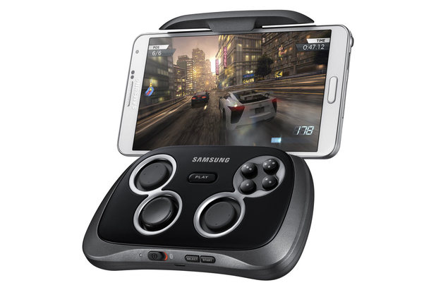 Samsung Smartphone Game Pad