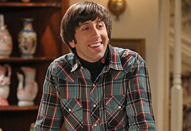 Simon Helberg as Howard in The Big Bang Theory: 'The Anything Can Happen Recurrence'