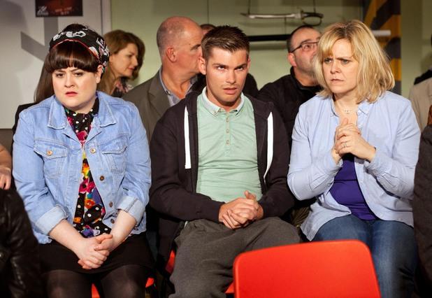 The Lomaxes hear Danny's confession.