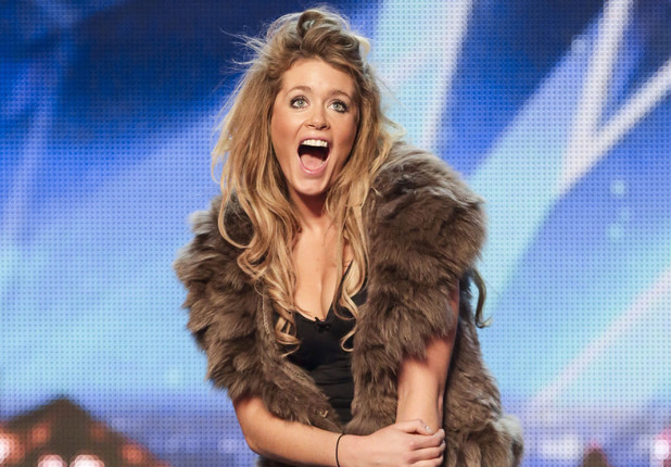 Britain's Got Talent act Lettice Rowbotham