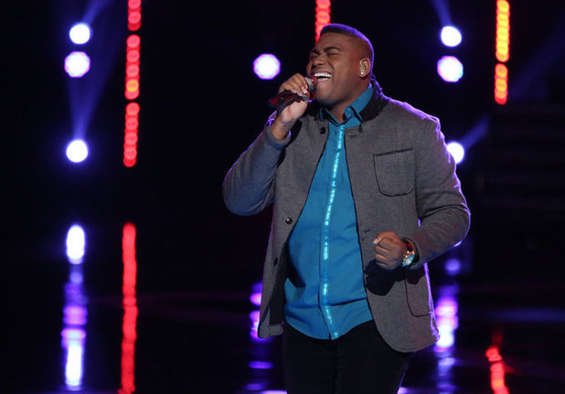 The Voice: TJ Wilkins