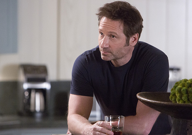 David Duchovny as Hank in Californication