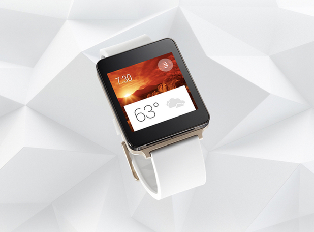 LG's G Watch is due to arrive this summer