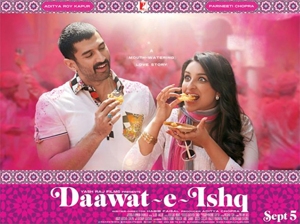 Daawat E Ishq movie poster