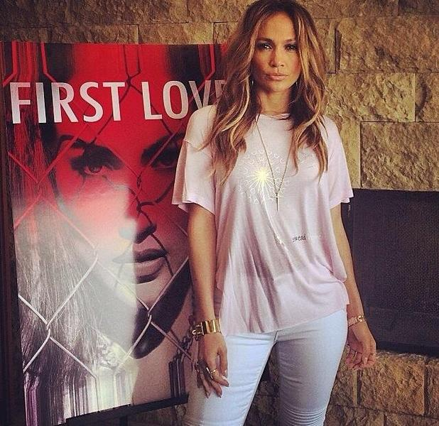 Jennifer Lopez announces new single, 'First Love'
