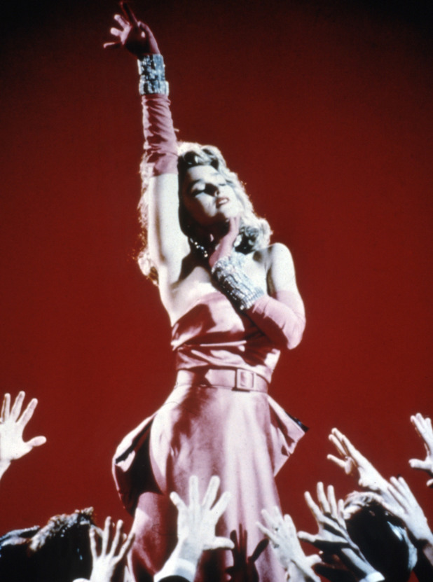 THE AGE OF INNOCENCE, film still 'MATERIAL GIRL' VIDEO - Madonna C. MID 1980'S 1980s