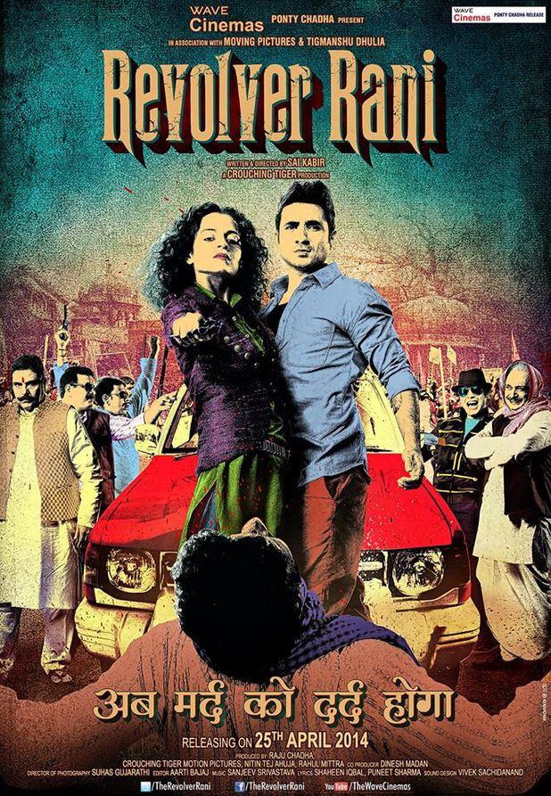 Revolver Rani poster